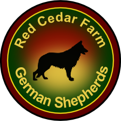 * Red Cedar Farm German Shepherds Asheboro, NC *